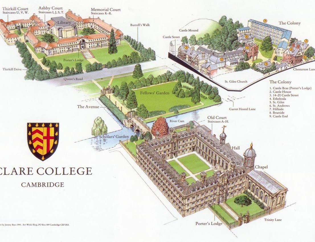 clare college cambrdige order a website