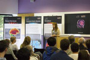 Sue Presenting a seminar